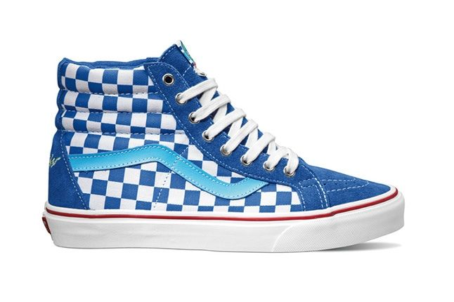 Haro Bikes Vans 2013 Summer Collection Sk8 Hi 1