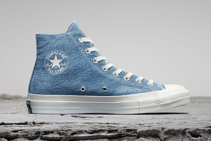 Converse Renew Converts Jeans Into Chuck 70s - Sneaker Freaker