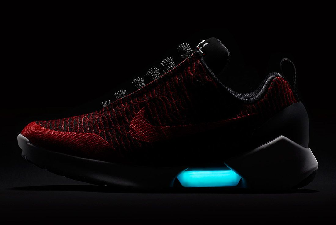 Nike Hyperadapt 1 Habanero 1