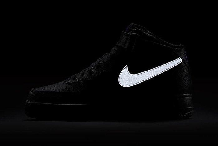 Nike Air Force 1 Mid Reflective Swoosh Pack 11