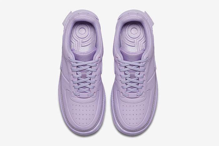 Nike Air Force 1 Low Jester Violet Mist 4