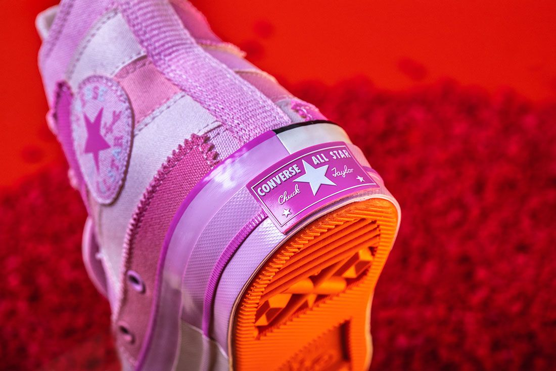Converse X Millie Bobby Brown Collection Sneaker Freaker Pink Chuck 706