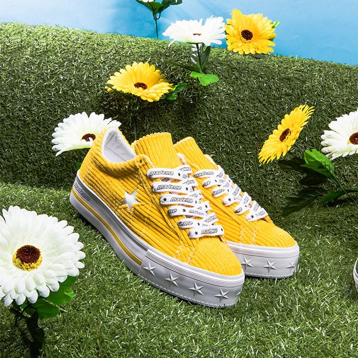 Converse Mademe Yellow Fullpage