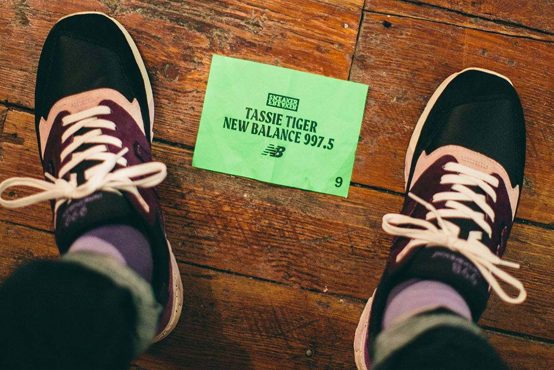 Sneaker Freaker X New Balance Launch Party 74