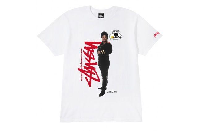 Stussy Mtv Raps T Shirt 5
