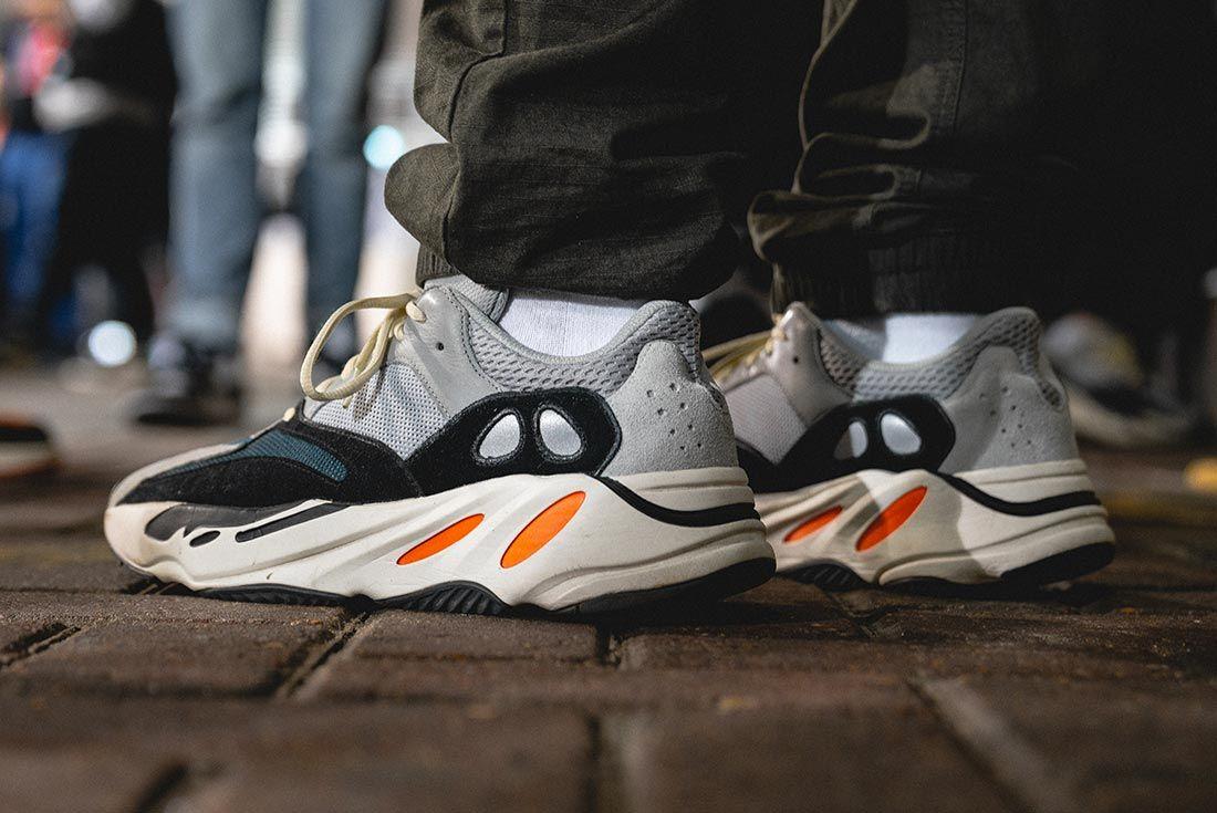 Sneakerness London Event Recap Yeezy Wave Runner