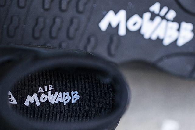 Nike Air Mowabb Og Black 6