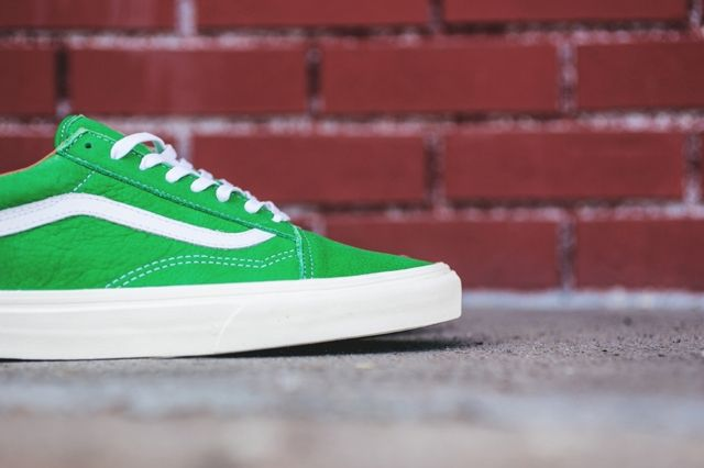 Vans Old Skool Classic Leather Pack 4