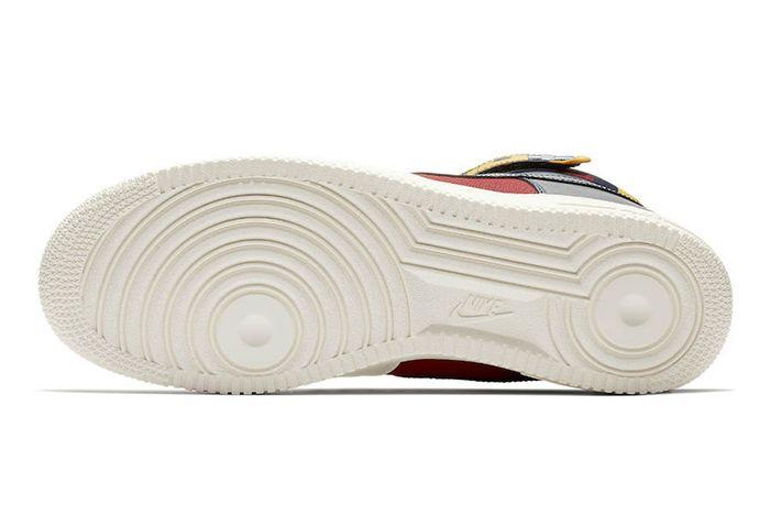 Nike Air Force 1 High Nautical Redux Ar5395 100 Outsole Sneaker Freaker