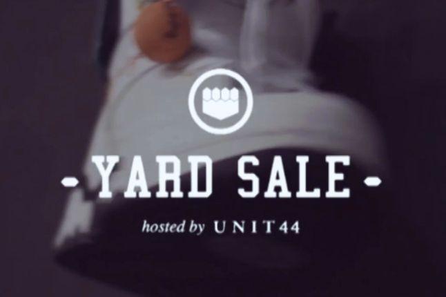 Soleheaven Unit 44 Yard Sale 1