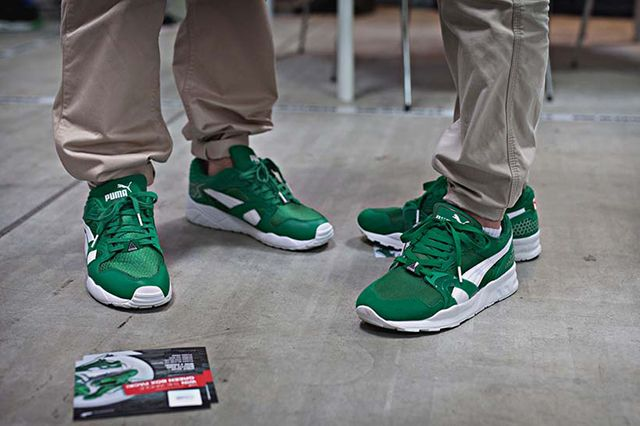 Sneakerness Cologne On Feet 2