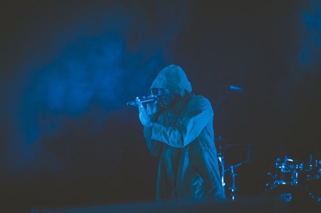 Eminem The Rapture Kendrick Lamar Melbourne 16