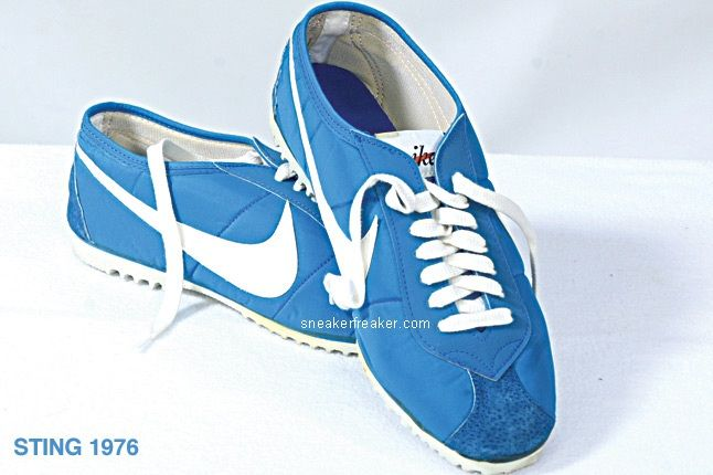 Vintage Collector Lindy Darrell Nike Runners 42