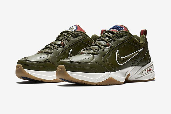 Nike Air Monarch Campout 02 Sneaker Freaker Copy