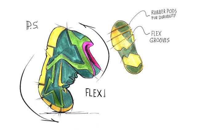 Nike Lebron 11 Kids T Rex 4