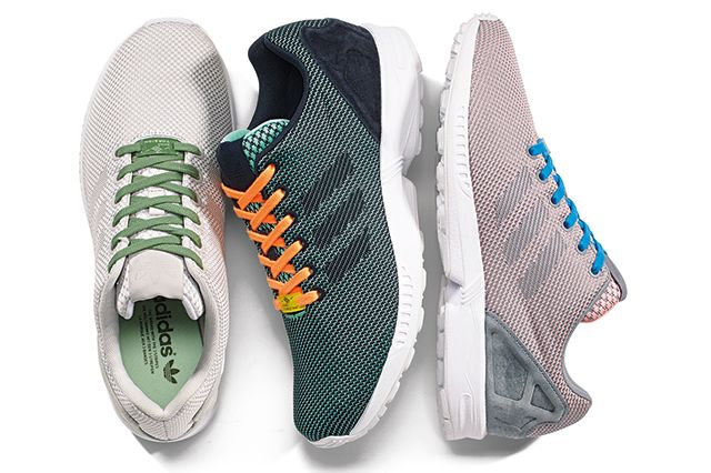 Adidas Originals Zx Flux Weave Pack 17