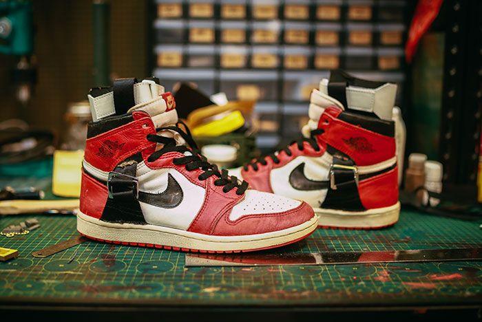 Sbtg Sabotage Rehab S O S Air Jordan 1 Up Close 8 Promo