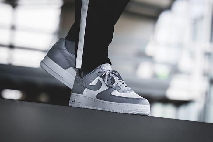 Nike Air Force 1 Low White Grey Release 2 Sneaker Freaker