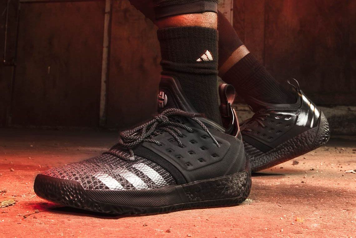 Adidas Harden Vol 2 Nightmare F34361 2 Sneaker Freaker