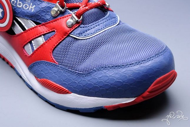 Marvel Captain America Reebok Ventilator 4 1