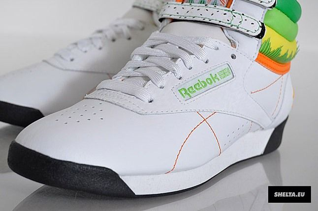 Reebok Freestyle Hi Sushi International 8 1