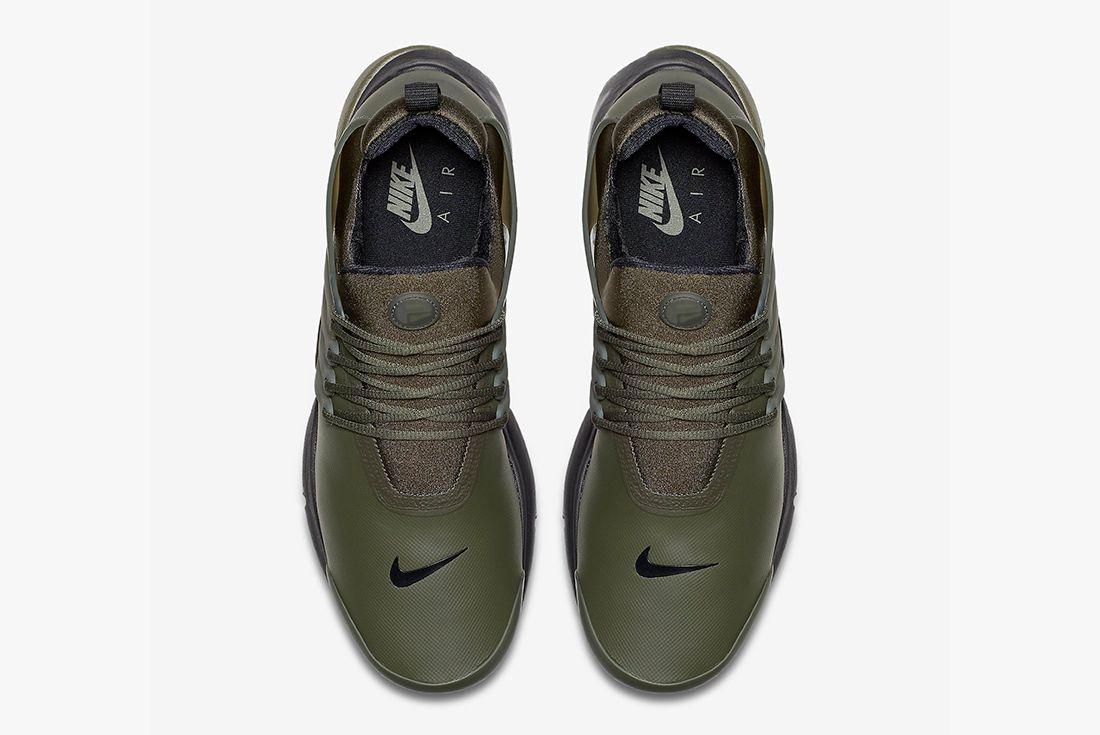 Nike Air Presto Utility Low Khaki15