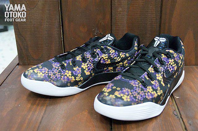 "Nike Kobe 9 Low Em "" Floral"" 5"
