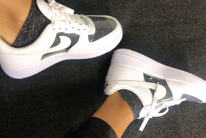 Nike Air Force 1 Betty Boop Friends And Family Olivia Kim 2Ig Story