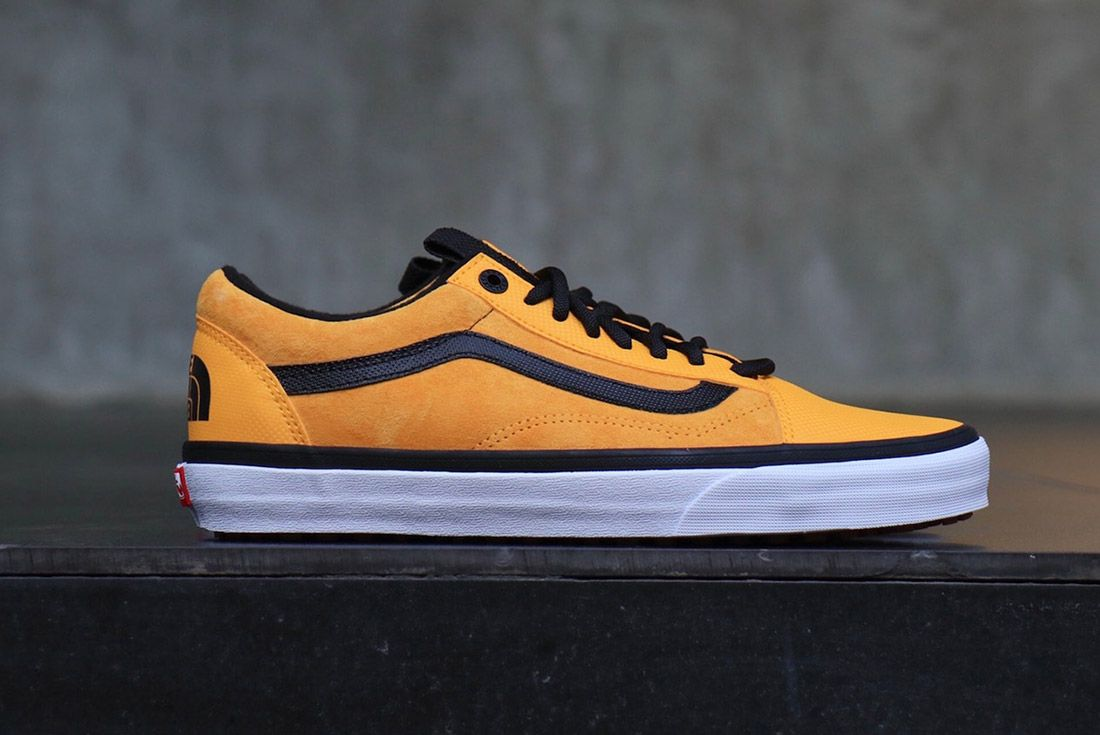 The North Face Vans 2