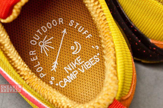 Nike Trainerendor Poler Vivid Sulfur Atomic Red 1