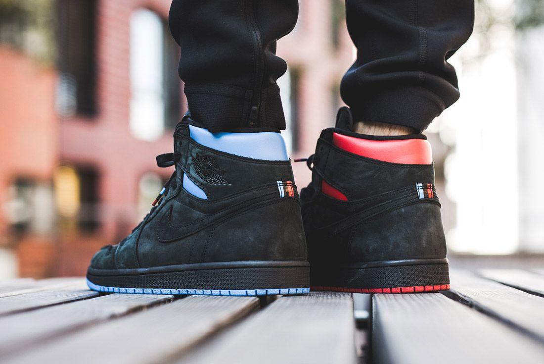 Air Jordan 1 High Quai 54 4