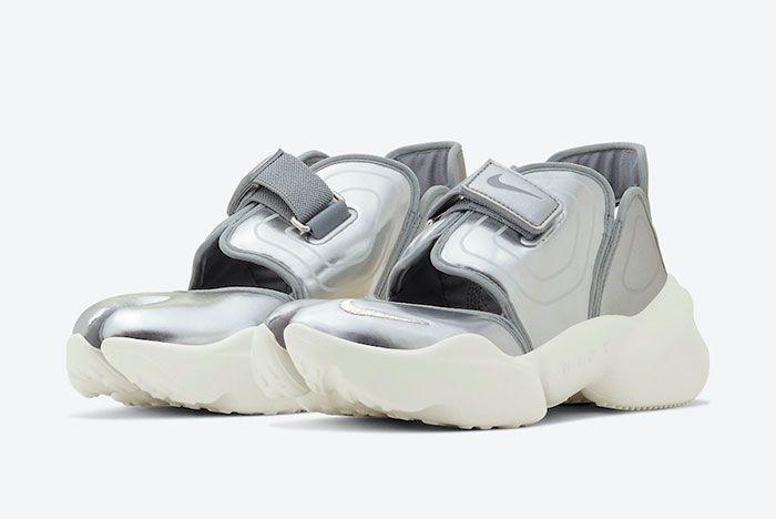 Nike Aqua Rift Silver CW5875-001 Front Angle