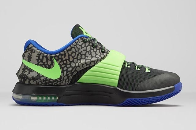 Nike Kd 7 Electric Eel 2
