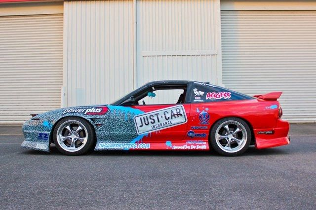 Insane Drifters 2014 Drift Cars 4