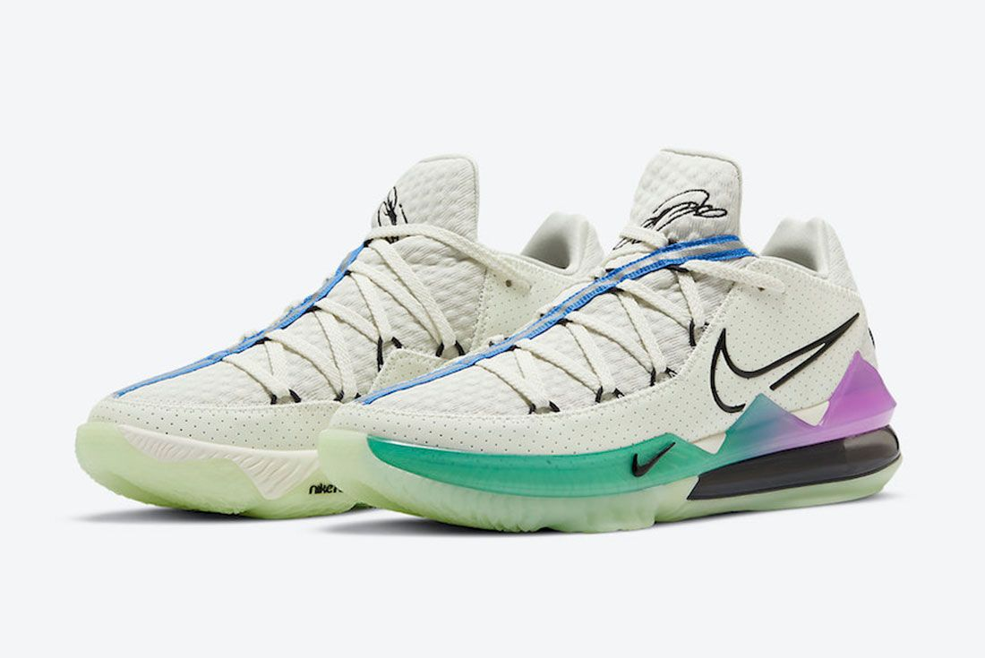 Nike LeBron 17 Low CD5007-005