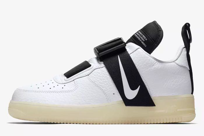 Nike Air Force 1 Utility Glow In The Dark 1