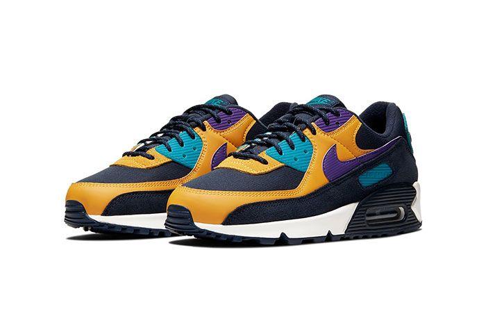Nike Air Max 90 Persian Violet Toe