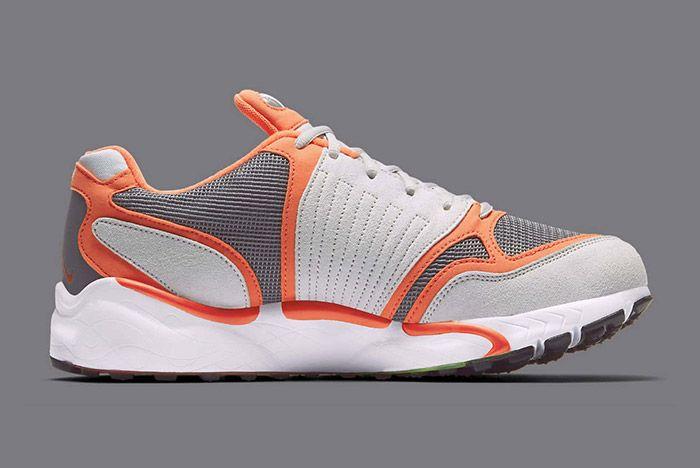 Nike Air Zoom Talaria Orange Grey 5