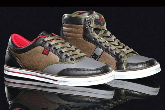 The Biz Eric Obre Dc Shoes 6