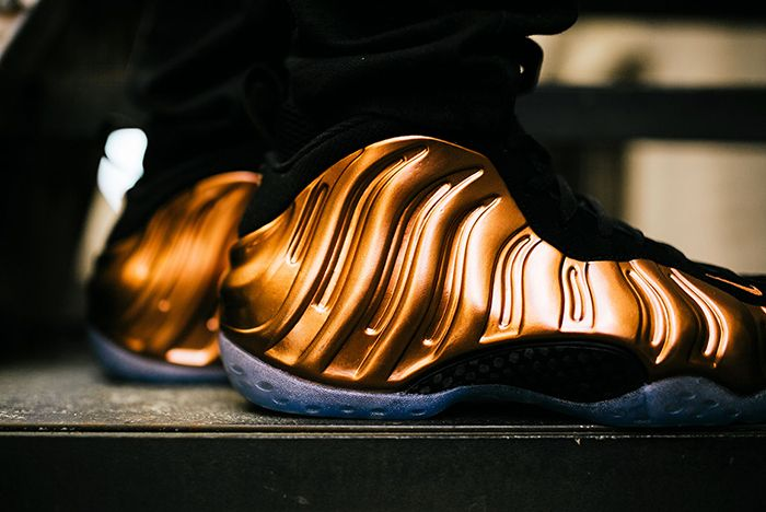 Nike Air Foamposite One Copper 2017 Retro3