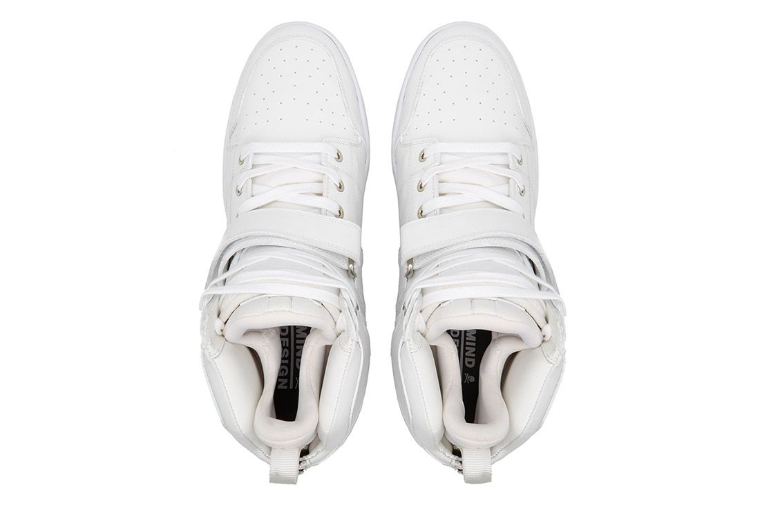 Search Ndesign X Mastermind Ghost Sox Sneaker Freaker White 4
