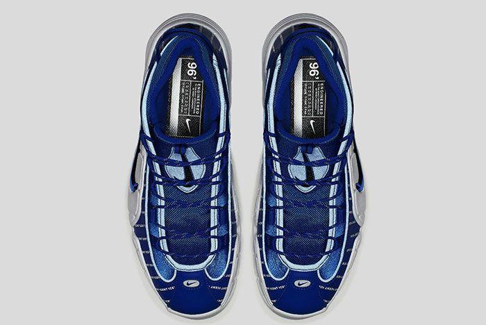 Nike Air More Uptempo Pinstripe 96 7