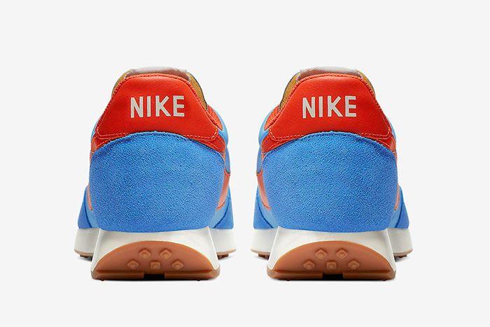 Nike Air Tailwind 79 Pacific Blue 487754 408 Heel
