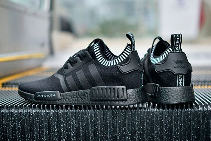 Adidas Nmd Triple Black 1