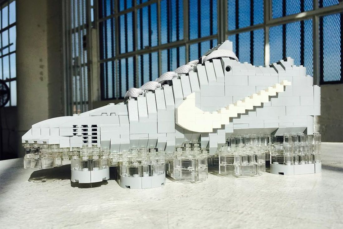 Tom Yoo Lego Nike Air Vapormax 5