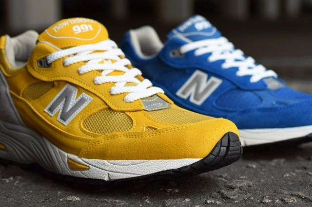 New Balance 991 New Colours 5