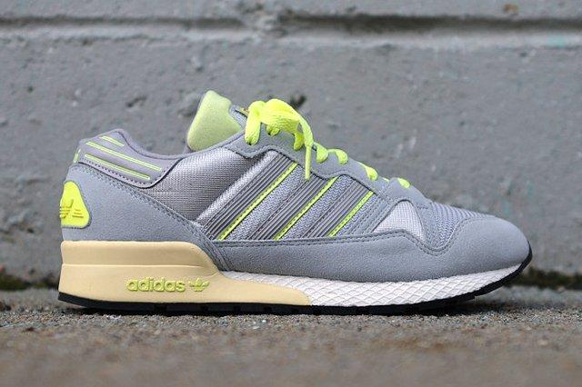Adidas Zx 710 Grey Volt Thumb