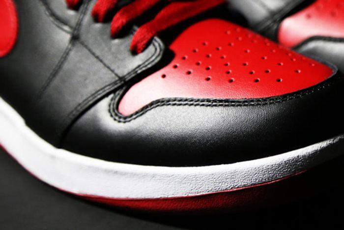 Air Jordan 1 5 Bred2