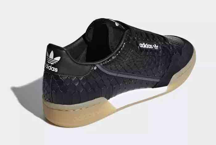 Adidas Continental 80 Snakeskin 3