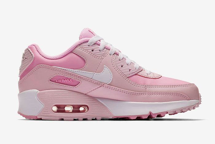 Nike Air Max 90 Pink Cv9648 600 Release Date 2Official